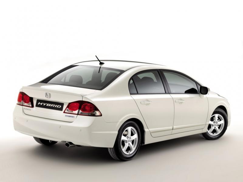 honda civic 2007 4d масса автомобиля