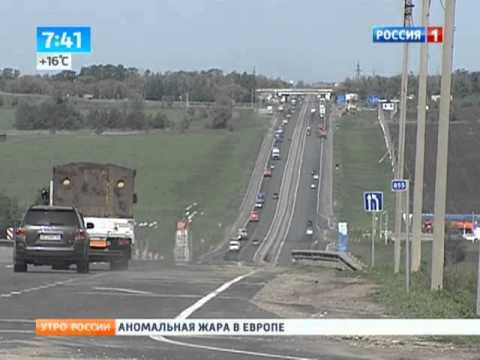 На российских трассах разрешат разгоняться