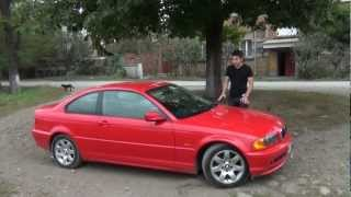 BMW 318Ci Coupe (E46) 1999 - АнтИ-Тестдрайв б/у
