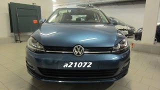 Volkswagen Golf 7 2013 - Обзор