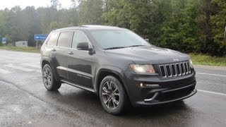 Jeep Grand Cherokee SRT 8 - часть I